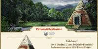 Pyramid Icehouse