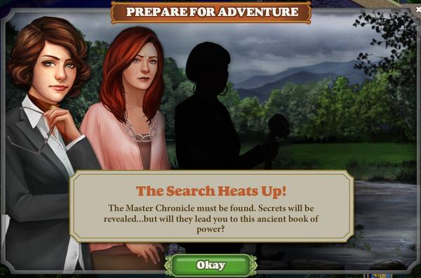 Master Chronicles-Teaser