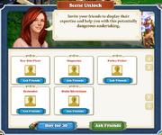 Quest Mysterious Blueprints-Info