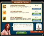 Quest Bear With Me Part 2-Tasks