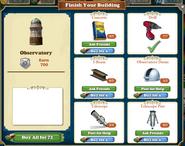 Observatory-info