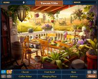 Scene Tuscan Villa (Scene)-Screenshot