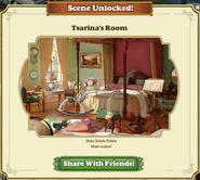 Scene Unlocked Tsarina's Room