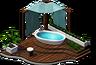 Freeitem Outdoor Bath-icon
