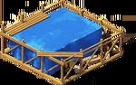 Questitem Dog Bone Pool-construction