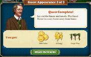 Quest Guest Appearance 3-Rewards