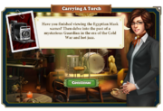 Carrying A Torch-Teaser