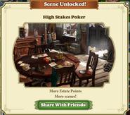Scene Unlocked High Stakes Poker