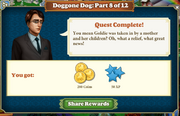 Quest Doggone Dog 8-Rewards