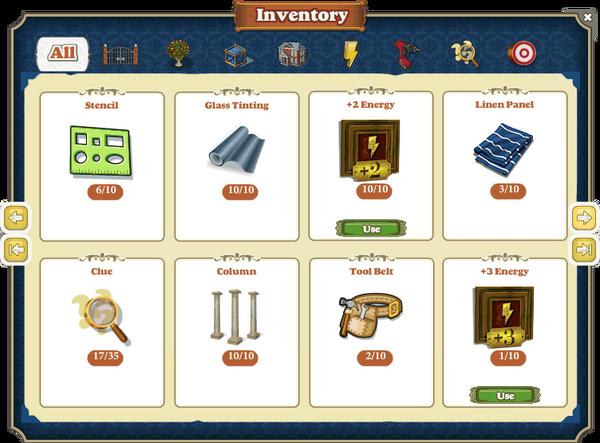Inventory-Screenshot