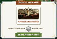 Scene Unlocked Cremona Workshop