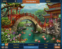 Scene Tea Garden-Screenshot