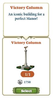 Freeitem Victory Column-info