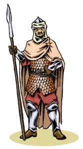 Archivo:Dornish Spearmen by Riusma©.png