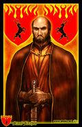 Stannis Baratheon by Amoka©