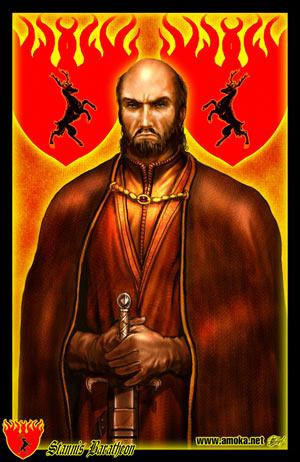 Archivo:Stannis Baratheon by Amoka©.jpg