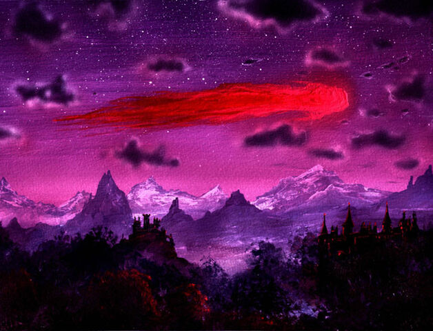 Archivo:Cometa Rojo by Franz Miklis, Fantasy Flight Games©.jpg