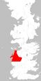Mapa El Occidente extensión