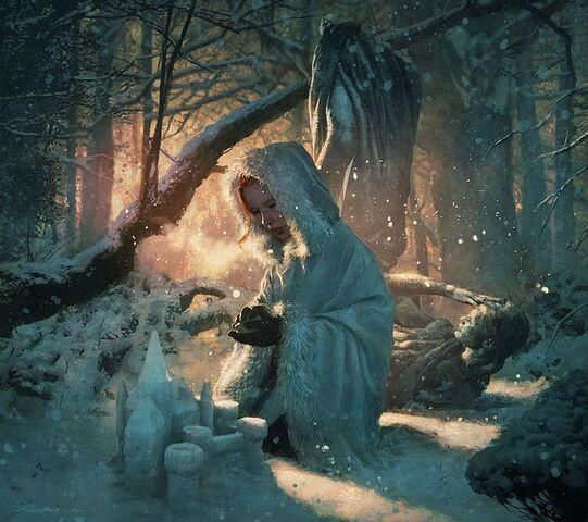 Archivo:Sansa Stark by Michael Komarck, Fantasy Flight Games©.jpg