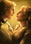 Lannister Gold by Mathia Arkoniel