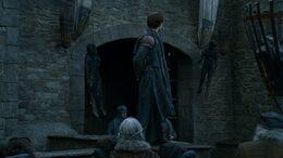 Theon cadáveres Invernalia HBO