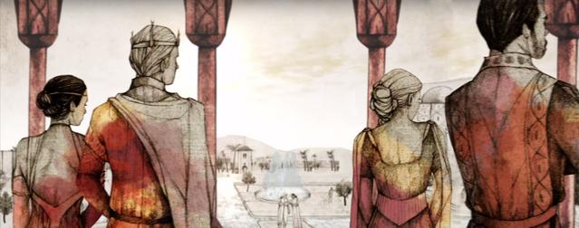 Archivo:Matrimonios Targaryen Martell HBO.png