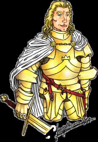 Archivo:Ser Jaime Lannister by Oznerol-1516©.png