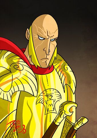 Archivo:Tywin Lannister by The Mico©.jpg