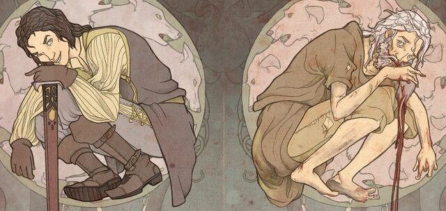 Archivo:Theon Greyjoy by ~mustamirri©.jpg