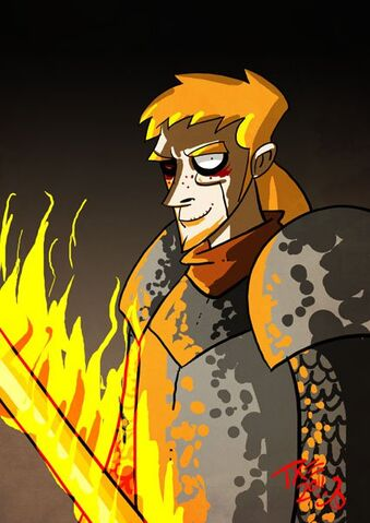 Archivo:Beric Dondarrion by The Mico©.jpg