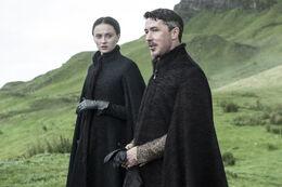 Petyr aconseja a Alayne HBO.jpg