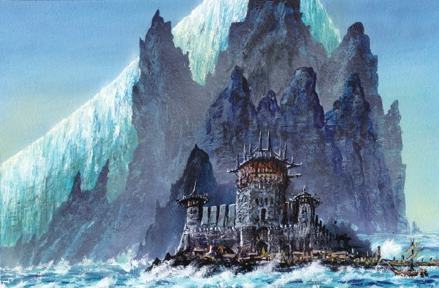 Archivo:Guardiaoriente del Mar by Franz Miklis, Fantasy Flight Games©.jpg