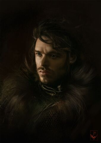 Archivo:Robb Stark by Anja Dalisa©.jpg