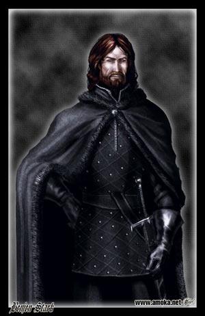Archivo:Benjen Stark by Amoka©.jpg
