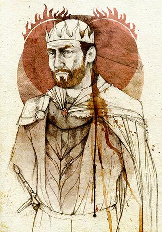 Archivo:Stannis Baratheon by Elia Mervi©.jpg