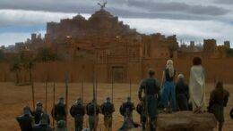Daenerys en Yunkai HBO