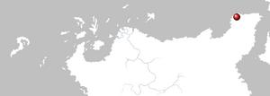 Mapa Gorosh