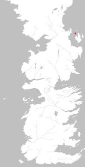 Mapa Skane