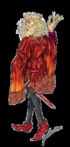 Archivo:Aerys II Targaryen by Oznerol-1516©.png