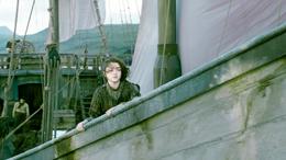 Arya parte a Braavos HBO.png