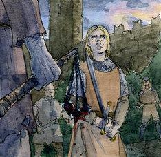 Brienne en Los Susurros