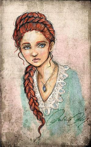 Archivo:Sansa Stark 2 by Duhita Das©.jpg