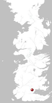 Mapa Nido de Buitres