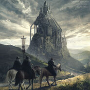 Eyrie. Game of Thrones by Alexander Borodin©