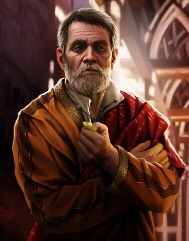 Archivo:A Tyroshi merchant by Magali Villeneuve©.jpg