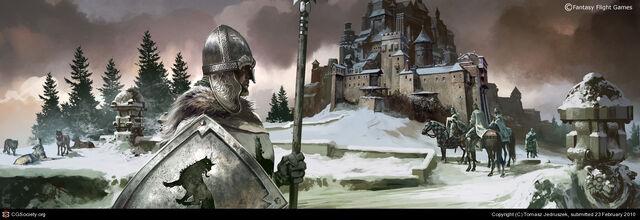 Archivo:Winterfell by Tomasz Jedruzek, Fantasy Flight Games©.jpg