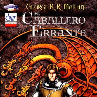Comic de El Caballero Errante, volumen 2.