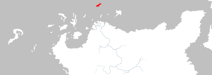 Mapa Isla Calavera