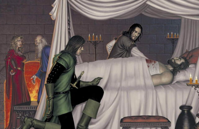 Archivo:Robert deathbead by Chris Dien, Fantasy Flight Games©.jpg