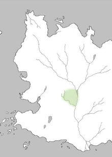 Mapa Campos Dorados